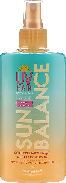 Spray capelli idratante - Farmona Sun Balance Hair Mist — foto N1