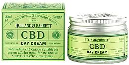 Profumi e cosmetici Crema viso da giorno - Holland & Barrett CBD Day Cream