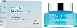 Profumi e cosmetici Crema idratante alle ceramidi - The Skin House Marine Active Cream