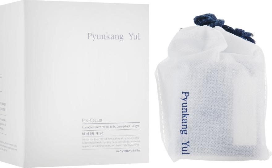 Crema nutriente riparatrice per contorno occhi con estratto di astragalo e oli naturali - Pyunkang Yul Eye Cream