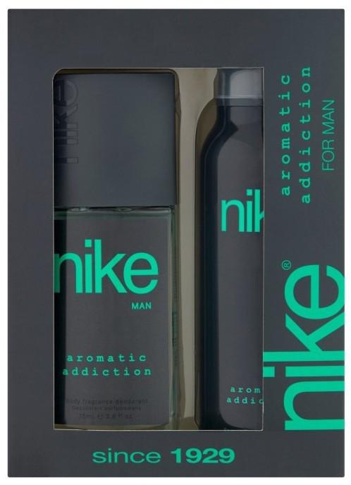 Nike Men Aromatic Addiction - Set (deo/200ml + deo/spray/75ml)