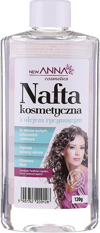 """Balsamo per capelli """"Cherosene con olio di ricino"""" - New Anna Cosmetics"""