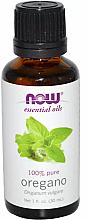 Profumi e cosmetici Olio essenziale di origano - Now Foods Essential Oils 100% Pure Oregano