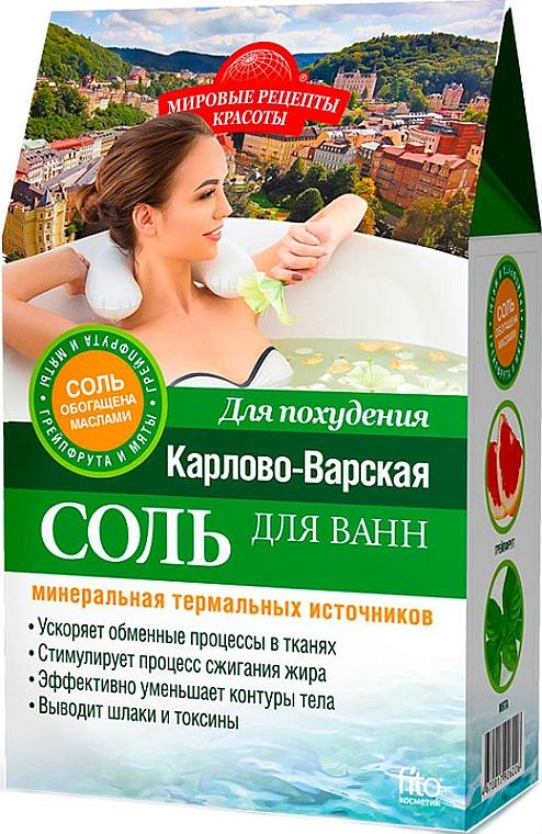 """Sale dimagrante """"Karlovo-Varskaya"""" - Fito Cosmetic"""