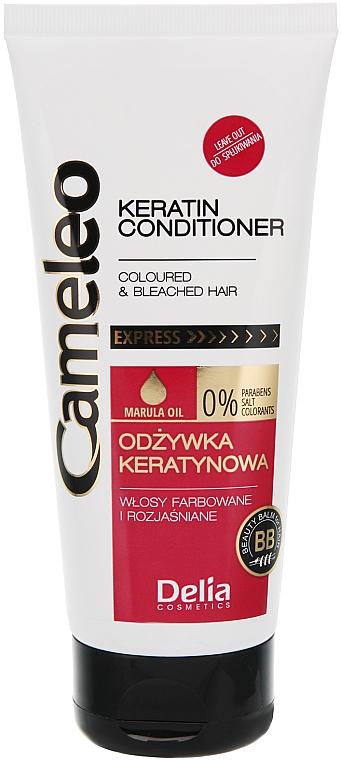 Condizionante alla cheratina per capelli colorati - Delia Cameleo Conditioner