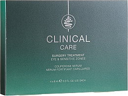 Profumi e cosmetici Set di sieri per palpebre e zone sensibili della pelle - Klapp Clinical Care Surgery Treatment Eye & Sensitive Zones
