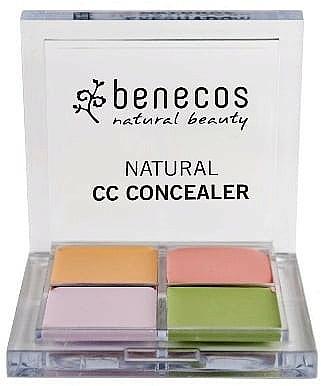 Palette correttori trucco - Benecos Natural CC Concealer
