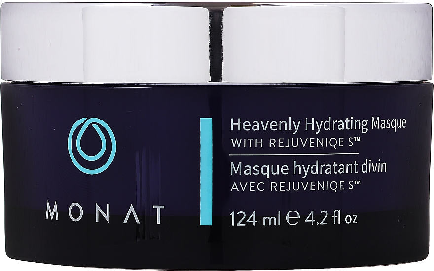Maschera per capelli idratante - Monat Heavenly Hydrating Masque — foto N1