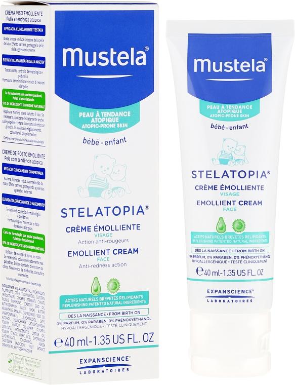Crema viso emolliente - Mustela Bebe Emollient Cream