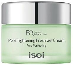 Profumi e cosmetici Crema-gel viso - Isoi Bulgarian Rose Pore Tightening Fresh Gel Cream