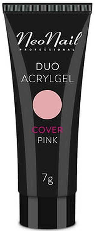 Acrilico-gel per unghie , 7 g - NeoNail Professional Duo Acrylgel