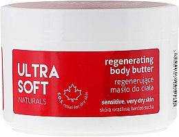 Profumi e cosmetici Burro corpo rigenerante - Ultra Soft Naturals Regenerating Body Butter