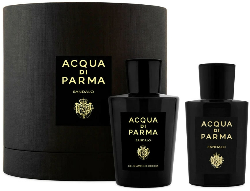 Acqua di Parma Sandalo - Set (edp/100ml+sh/gel/200ml)