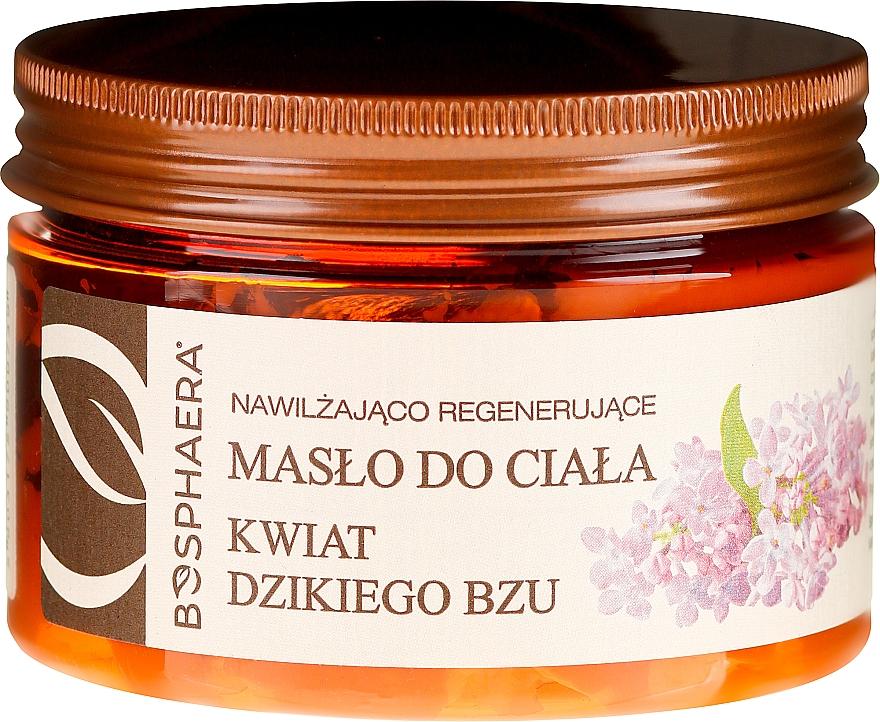 """Olio corpo idratante e rigenerante """"Fiore di lilla selvatica"""" - Bosphaera"""