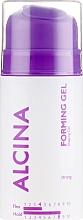 Profumi e cosmetici Gel capelli fissaggio forte - Alcina Strong Forming Gel
