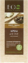 Profumi e cosmetici Crema per piedi emolliente e lisciante - Eco Laboratorie Food Cream