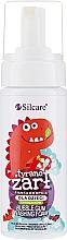 Profumi e cosmetici Crema-schiuma detergente per bambini - Silcare Bubble Gum Washing Foam for Kids