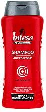 Profumi e cosmetici Shampoo antiforfora - Intesa Silver Anti Dandruff Shampoo