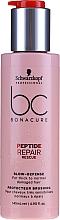 Profumi e cosmetici Crema protettiva per capelli - Schwarzkopf Heat Protector BC Peptide RR Blow Defense