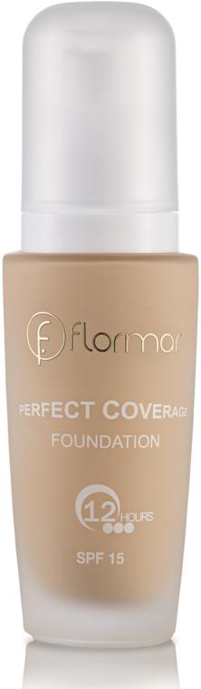 Fondotinta - Flormar Perfect Coverage Foundation