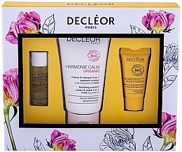 Profumi e cosmetici Set - Decleor Harmonie Gift Set (f/mask/50ml + serum/5ml + f/balm/2.5ml)