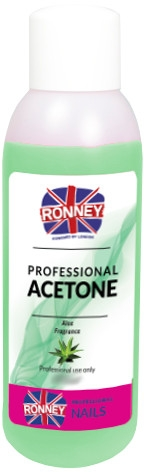 "Solvente unghie ""Aloe"" - Ronney Professional Acetone Aloe"