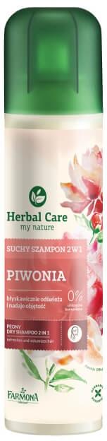 "Shampoo secco ""Peonia"" - Farmona Herbal Care"
