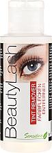 Profumi e cosmetici Decapante per la pelle - Beauty Lash Tint Remover
