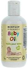 Profumi e cosmetici Olio per bambini - Bentley Organic Baby Oil