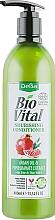 Profumi e cosmetici Balsamo per capelli all'olio di argan e melograno - DeBa Bio Vital Nourishing Conditioner