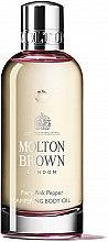 Profumi e cosmetici Molton Brown Fiery Pink Pepper Pampering Body Oil - Olio corpo