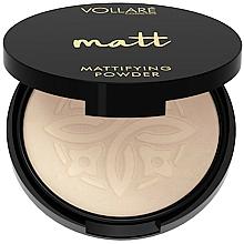 Profumi e cosmetici Cipria opacizzante - Vollare Mattifying Face Powder