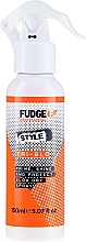 Profumi e cosmetici spray per capelli - Fudge Tri-Blo Prime Shine And Protect Blow-Dry Spray