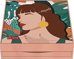 Profumi e cosmetici Palette trucco - Pupa Pupart M Stay Wild