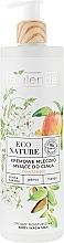 Profumi e cosmetici Latte doccia cremoso - Bielenda Eco Nature Creamy Body Wash Milk Kakadu Plum, Jasmine & Mango