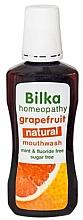 """Profumi e cosmetici Collutorio """"Pompelmo"""" - Bilka Homeopathy Grapefruit Mouthwash"""
