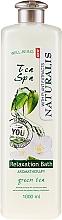 Profumi e cosmetici Olio rilassante per bagno - Naturalis Tea Spa Relaxation Bath