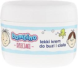 Profumi e cosmetici Crema viso e corpo bambino - Bambino Kids