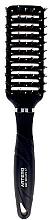 Profumi e cosmetici Spazzola per capelli - Artero Detangling Hairbrush Ge-bion17 Black