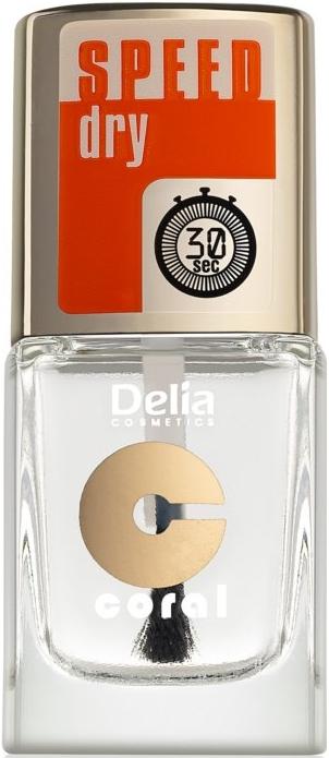 Fissatore smalto ad asciugatura rapida - Delia Speed Dry Top Coat