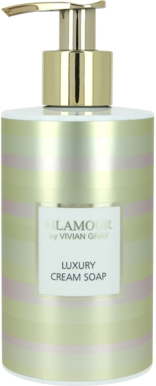 Sapone liquido - Vivian Gray Glamour Gold Soap — foto N1