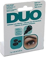Profumi e cosmetici Colla per ciglia - Duo Individual Lash Adhesive Dark