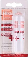 Profumi e cosmetici Siero labbra - Mixa Cica-Repair Lip Serum