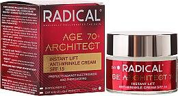 Profumi e cosmetici Crema anti rughe 70+ - Farmona Radical Age Architect Cream 70+ SPF15