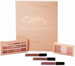 Profumi e cosmetici Kit trucco - Makeup Revolution Totally Soph