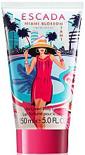 Profumi e cosmetici Escada Miami Blossom - Lozione corpo
