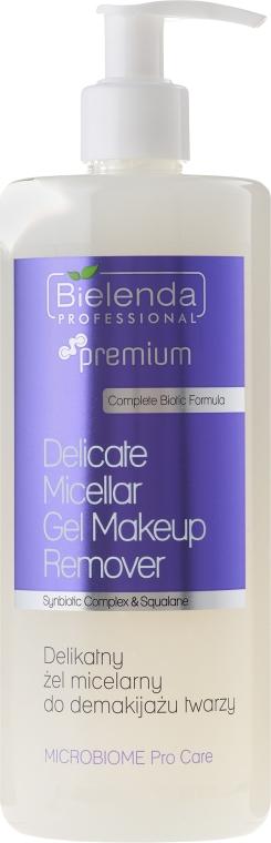 Gel micellare struccante - Bielenda Professional Microbiome Pro Care Delicate Micelar Gel Makeup Remover