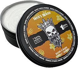 Profumi e cosmetici Balsamo barba - Man's Beard Vanille Mangue Baume A Barbe