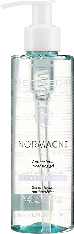 Gel viso detergente - Dermedic Normacne Antibacterial Cleansing Facial Gel