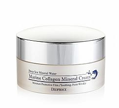 Profumi e cosmetici Crema viso al collagene marino - Marine Collagen Mineral Cream, Deoproce